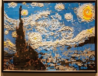 THE ART OF THE BRICK 02