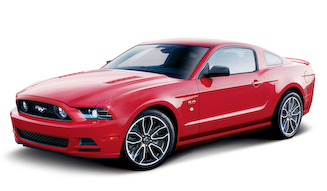 Ford Mustang V8 Appearance Package │フォード マスタング V8アピアランス パッケージ