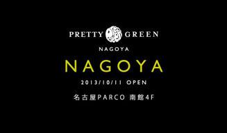 Pretty Green|名古屋パルコ 05