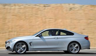 BMW 4 series coupe|ビー・エム・ダブリュー 4シリーズ クーペ 09