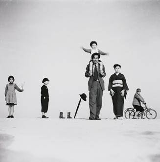 植田正治とジャック・アンリ・ラルティーグ 03