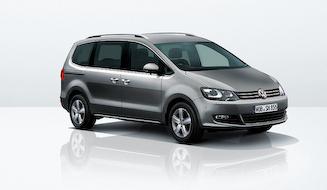 Volkswagen Sharan Glanzen|フォルクスワーゲン シャラン グレンツェン