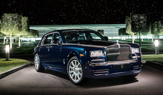 Rolls-Royce Celestial Phantom ロールス・ロイス セレッシャル ファントム