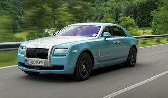 Rolls-Royce Alpine Trial Centenary Collectioni ロールス・ロイス ファントム アルペン トライアル センテナリー コレクション