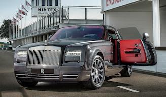 Rolls-Royce Chicane Phantom Coupe ロールス・ロイス ファントム クーペ シケイン