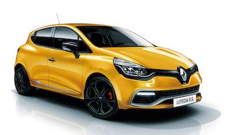 Renault Lutecia Renault Sport|ルノー ルーテシア ルノー スポール