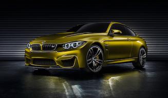 BMW Concept M4 Coupe|ビー・エム・ダブリュー コンセプト M4 クーペ