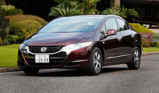 Honda FCX Clarity|ホンダ FCX クラリティ