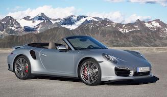 Porsche 911 Turbo Cabriolet|ポルシェ 911 ターボ カブリオレ