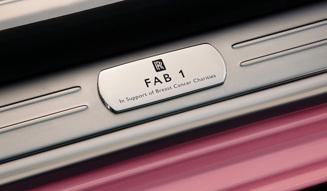 """Rolls-Royce Ghost EWB """"FAB 1 Million""""  ロールス・ロイス ゴースト EWB""""FAB 1ミリオン"""""""