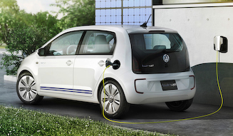 Volkswagen twin up!|フォルクスワーゲン ツイン アップ