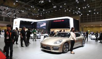 Poresche Panamera turbo S Executive|ポルシェ パナメーラ ターボ S エグゼクティブ