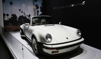 Porsche 911 Turbo Cabriolet|ポルシェ 911 ターボ カブリオレ