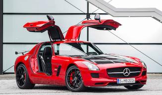 Mercedes-Benz SLS AMG Coupe Final edition メルセデス・ベンツ SLS AMG GT クーペ ファイナル エディション