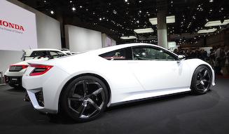 HONDA NSX Concept|ホンダ NSX コンセプト 27