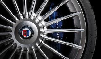 BMW ALPINA B4 BiTurbo アルピナ B4 ビターボ 13