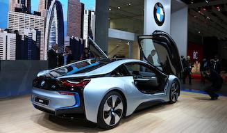 BMW i8 ビー・エム・ダブリュー i8 03