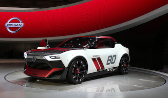 Nissan IDx NISMO|日産 IDx ニスモ