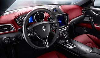 Maserati Ghibli S Q4│マセラティ ギブリS Q4