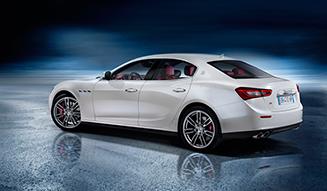 Maserati Ghibli S│マセラティ ギブリS