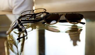 山田五郎氏が語る「眼鏡の品格」 BVLGARI EYEWEAR ブルガリ アイウェア 04