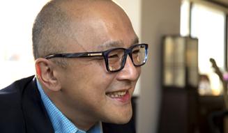 山田五郎氏が語る「眼鏡の品格」 BVLGARI EYEWEAR ブルガリ アイウェア 02