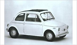 Fiat 500 1957 Edition|フィアット チンクエチェント 1957 エディション 06