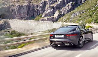Jaguar F-Type R Coupe|ジャガー Fタイプ R クーペ 07