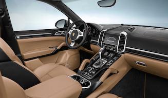 Porsche Cayenne Platinum Edition │ポルシェ カイエン プラチナエディション 15
