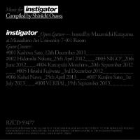 『Music for instigator』 09