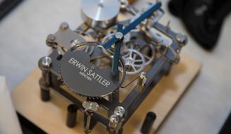Erwinsattler Tableclock by Audi design|エルウィン サトラー テーブルクロック by アウディ デザイン 31