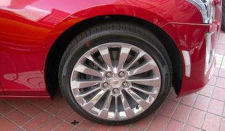 Cadillac CTS キャデラック CTS 07