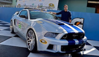 """Ford """"Need for Speed"""" Mustang