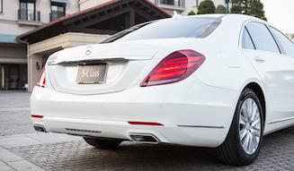 Mercedes-Benz S 550 long|メルセデス・ベンツ S 550 ロング