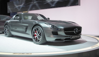 Mercedes-Benz SLS AMG GT Final Edition|メルセデス・ベンツ SLS AMG GT ファイナル エディション