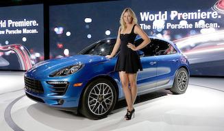 ポルシェ マカンをLAと東京で同時にワールドプレミア|Porsche