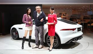 Jaguar F-Type Coupe|ジャガー Fタイプ クーペ 09