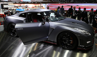 Nissan GT-R NISMO|日産 GT-R ニスモ 20