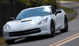 Chevrolet Corvette Coupe Z51|シボレー コルベット クーペ Z 17