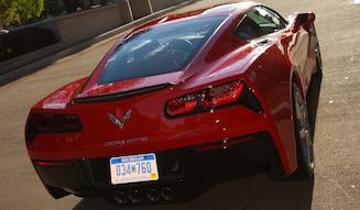 Chevrolet Corvette Coupe|シボレー コルベット クーペ 23