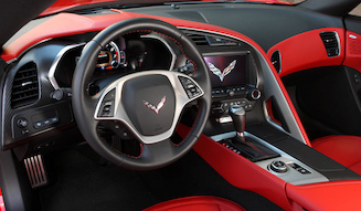 Chevrolet Corvette Coupe|シボレー コルベット クーペ 53