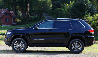 Jeep Grand Cherokee Limited│ジープ グランドチェロキー リミテッド 34