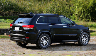 Jeep Grand Cherokee Limited│ジープ グランドチェロキー リミテッド 15