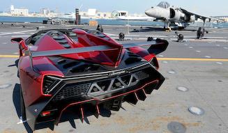 Lamborghini Veneno Roadster ランボルギーニ ヴェネーノ ロードスター 05