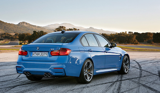 BMW M3 Sedan|ビー・エム・ダブリュー M3 セダン 10