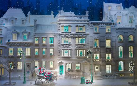ティファニー クリスマス フェア 01