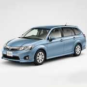 Toyota Corolla Fielder Hybrid|トヨタ カローラ フィールダー ハイブリッド