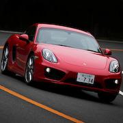Porsche Cayman|ポルシェ ケイマン(2.7リッター、6MT)