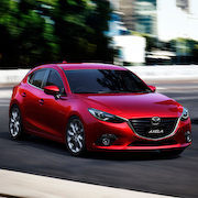 Mazda Axela 1.5S|マツダ アクセラ 1.5S