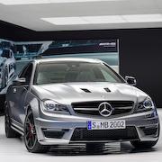 Mercedes-Benz C 63 AMG Edition 507|メルセデス・ベンツ C 63 AMG エディション 507